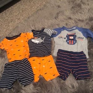 Carters 12 month pjs